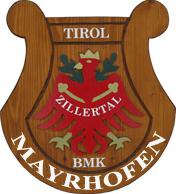 Tafel Mayrhofen